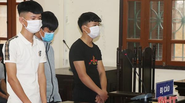 3 đối tượng người Quảng Trị lừa bán khẩu trang cho 1 phụ nữ ở Hà Tĩnh lĩnh án 180 tháng tù