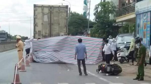 Nữ cán bộ ngân hàng ở Quảng Trị t.ử v.ong thương tâm dưới gầm xe tải