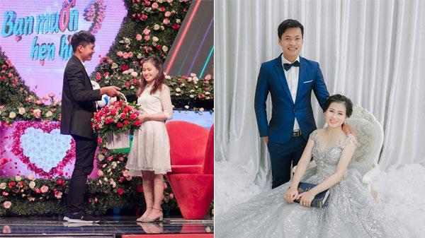 Cô gái Quảng Trị thông báo chính thức về chung 1 nhà với chàng trai được mai mối ở Bạn muốn hẹn hò