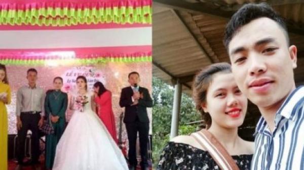 Đám cưới vắng mặt chú rể ở Quảng Trị, khách mời ứa nước mắt vì thương cô dâu