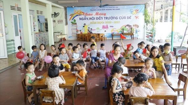 Vì sao hàng nghìn giáo viên mầm non tư thục ở Nghệ An bị từ chối hỗ trợ?