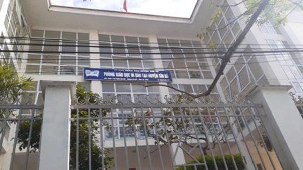 Kỷ luật nhiều cán bộ liên quan vụ án tham ô 26,5 tỷ đồng tại Phòng GD-ĐT Sìn Hồ