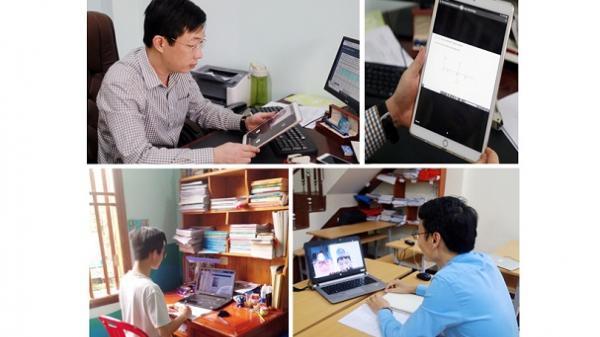 """""""Lớp học đảo ngược"""" ở Trường THPT Chuyên Lào Cai"""