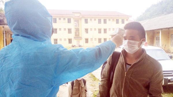 Huyện Mường Khương kích hoạt khu cách ly tập trung