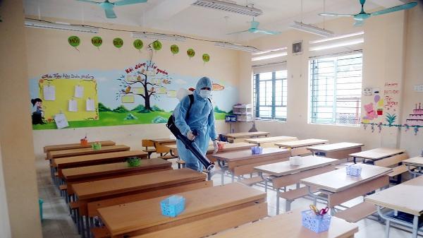 Học sinh trung học, giáo dục thường xuyên đi học trở lại từ ngày 04/5/2020