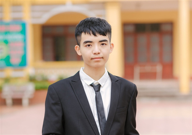 Thủ khoa khối C năm nay là Thân Trọng An (THPT Lục Nam, Bắc Giang)