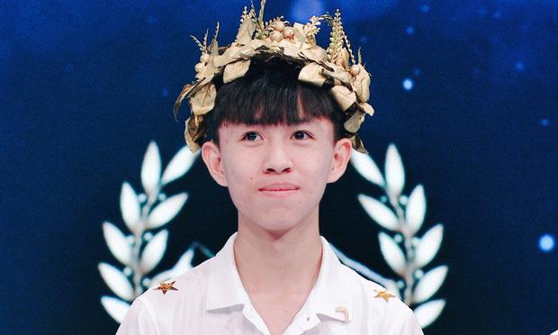 Nam sinh Văn Ngọc Tuấn Kiệt