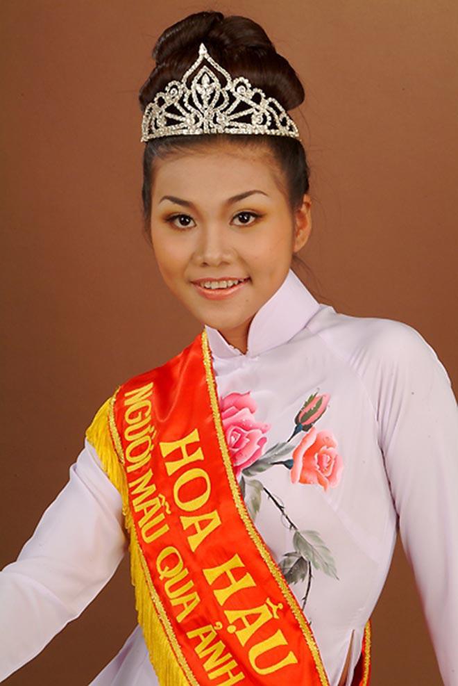 Thanh Hằng đổi đời với danh hiệu hoa hậu.